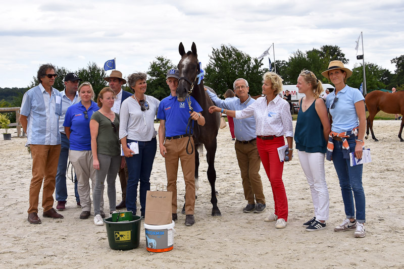 68 Out of Shoes gagnant males yearlings