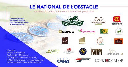 Visuel logo sponsors merci