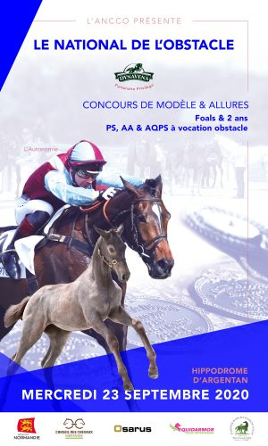 Couverture catalogue 2020 National de l'Obstacle